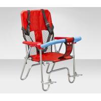 Кресло JL-189 вело 37х32,5х55 см, красное