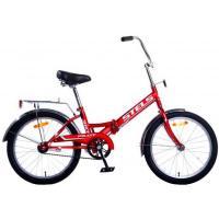 Велосипед Stels Pilot-310 13 артZ011 красный