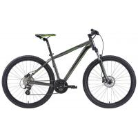 Велосипед Merida Big 7 15-D 18,5''L '20 SilkAnthracite/Green/Black (27,5'')