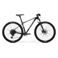 Велосипед Merida Big Nine Limited-AL 19''L '20 MetallicBlack/MattDarkSilver (29'')