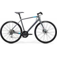 Велосипед Merida Speeder 100 50cm S '19 MattBlack/Yellow/Grey (700C)