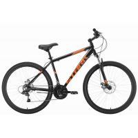 Велосипед Stark Tank 27.1 D черный/оранжевый 18'' (2021)