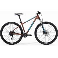 Велосипед Merida Big Nine 100-2х 18,5''L '21 Bronze/Blue (29'')