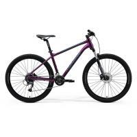 Велосипед Merida Big 7 60 2x 15''S ''21 Purple/Teal-blue (27,5'')