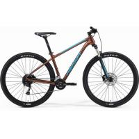 Велосипед Merida Big 7 100-2x 17'' 21''Bronze/Blue