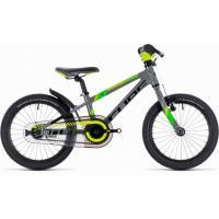 Велосипед CUBE KID 160 grey'n'green'n'kiwi 16 uni