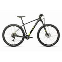 Велосипед CUBE AIM EX 29 black'n'flashyellow 19'' 21'