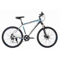 Велосипед HARTMAN Dragster NEXT Disk 19 24 ск. белый