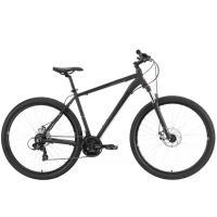 Велосипед Stark Hunter 29.2 D черный/черный 18'' (2021)