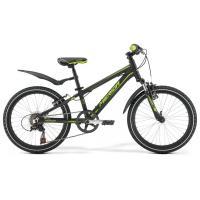 Велосипед Merida Matts J20 Boy '19 Black/Green (20'')