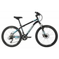 Велосипед Stinger Caiman D, 12'' черный (2020)