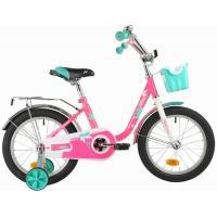 Велосипед NOVATRACK 14'', MAPLE, красный