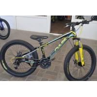 Велосипед PULSE MD230 полу FAT черно/мятный/синий