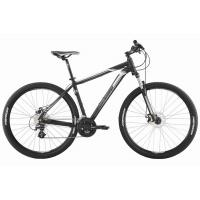 Велосипед Merida Big Nine 15-MD 19''L '19 MattBlack/Silver (29'')