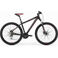 Велосипед Merida Big 7 20-D 18,5''L '19 MattBlack/Red/Silver (27,5'')