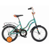 Велосипед NOVATRACK 14'', TETRIS, GN5, салатовый