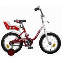 Велосипед NOVATRACK 14'', MAPLE, RD5, красный