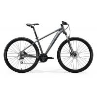 Велосипед Merida Big Nine 20-D 20''XL '20 MattAnthracite/Black/Silver (29'')