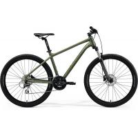 Велосипед Merida Big 7 20-D 15''S '19 MattBlack/Red/Silver (27,5)