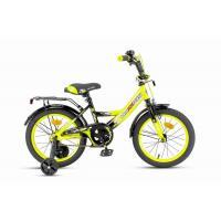 Велосипед MAXXPRO-16 желто-черный