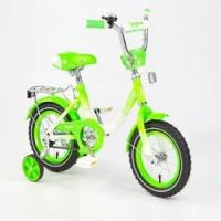 Велосипед MaxxPro Sofia Z16404 белый/зеленый
