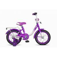 Велосипед MaxxPro SOFIA-M14-5 бело-розовый