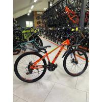 Велосипед PULSE MD4000 17 черный/синий/красный