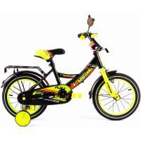 Велосипед PULSE 2005NEW черно/желтый