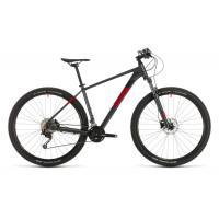 Велосипед CUBE 19 AIM SL 27.5 iridium'n'blue 18''