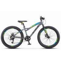 Велосипед Stels Adrenalin MD 13,5 антрацитовый арт.V010