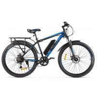 Велогибрид Eltreco ХТ800 new черно-синий-2135