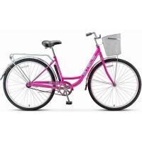Велосипед Stels Navigator-345 20 арт.Z010 фиолетовый