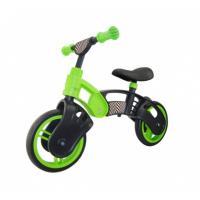 Велосипед B-Link DSP-01 черно-зеленый