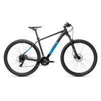 Велосипед CUBE 18 AIM PRO 29 black'n' flashyellow 19''