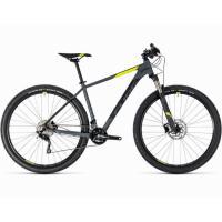 Велосипед CUBE 18 ATTENTION SL 29 grey'n'flashyellow 21''