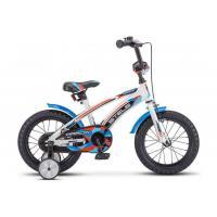 Велосипед STELS Arrow 8,5 синий/белый артV020