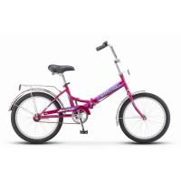 Велосипед Десна-2200 13,5 пурпурный арт.Z011