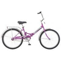 Велосипед Десна-2500 14 фиолетовый арт.Z010
