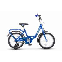 Велосипед STELS Flyte 12 синий арт.Z011