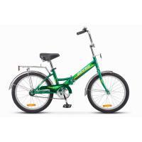 Велосипед Десна-2100 13 зеленый арт.Z011