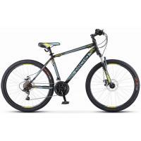 Велосипед Десна-2610 MD 18 черный/серый артV010