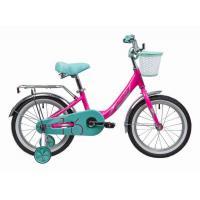 Велосипед NOVATRACK 16'', ANCONA, розовый