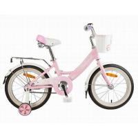 Велосипед NOVATRACK 16'',GIRLISH LINE, алюм. розовый #117044