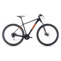 Велосипед CUBE AIM PRO 29 black'n'orange 17'' 20