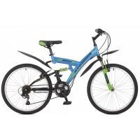 Велосипед Stinger Banzai 14'', синий, #125902