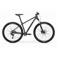 Велосипед Merida Big Nine 200 20''XL '19 MattBlack/Silver/Blue (29'')