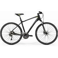 Велосипед Merida Crossway 300 51cm M '19 MattBlack/Green (700C)
