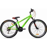 Велосипед Faraon V2620 зелено/черный