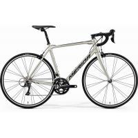 Велосипед Merida Scultura 200 54cmML '19 Silk Titan/Black (700C)