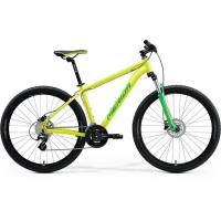 Велосипед Merida Big 7 15-MD 17''M '19 MattBlack/Silver (27,5'')